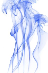 silhouette_of_colored_smoke_193075